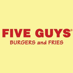 Five Guys complaints